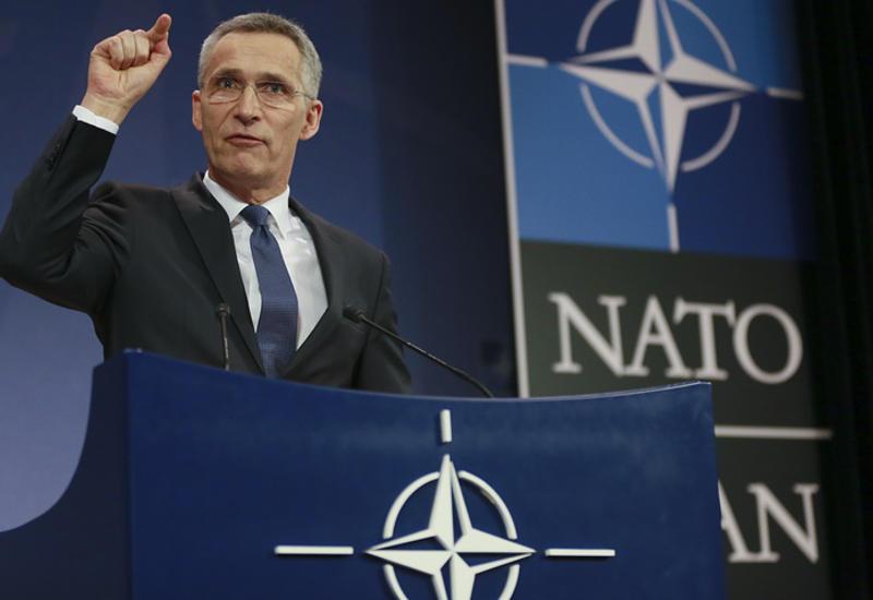 НАТО высылает семь сотрудников постпредства РФ в Брюсселе