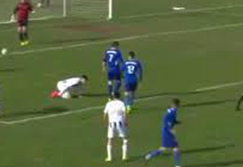 Названа причина смерти хорватского футболиста во время матча
