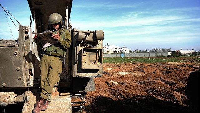 Больше десятка палестинцев убиты встычках с военнослужащими Израиля