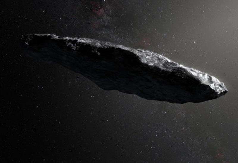 Ученые выяснили, почему первый межзвездный астероид похож на сигару