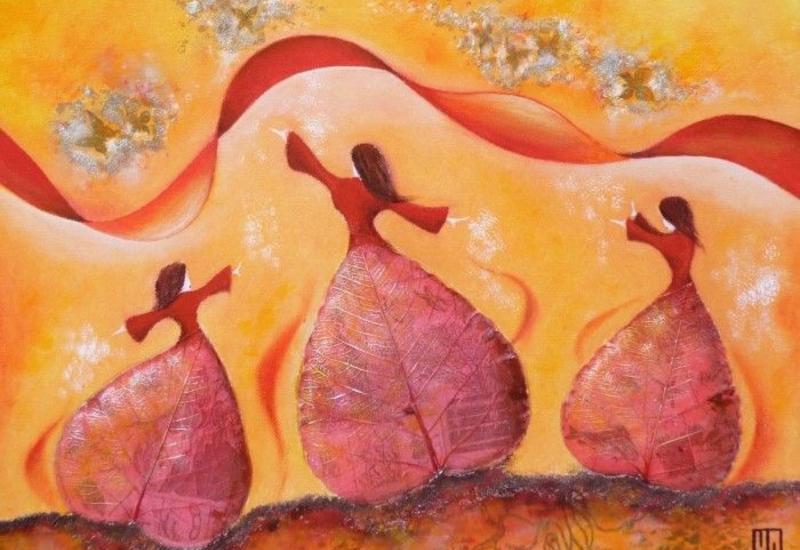 """""""Картинная галерея"""" Day.Az: Мои картины - это открытый мир"""