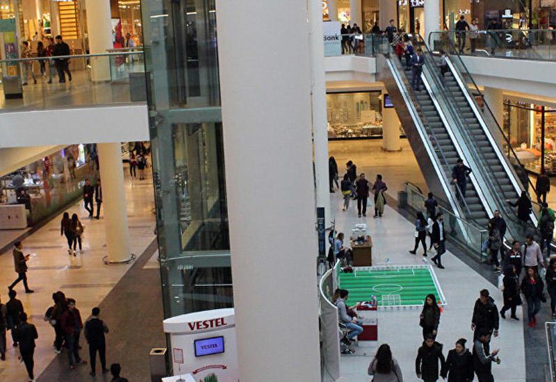Сегодня в Баку открываются крупные торговые центры и моллы