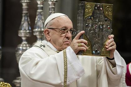 Ватикан опроверг сообщения оботрицании ада отцом римским