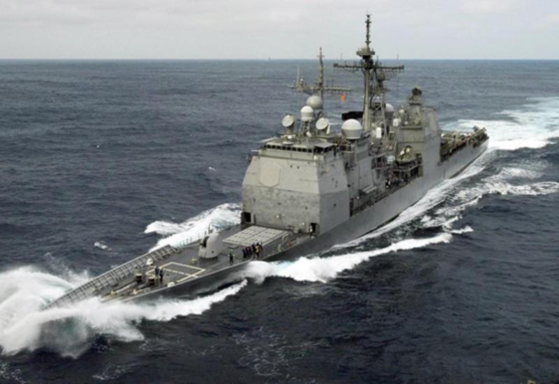 """Иран """"взял под контроль"""" движение кораблей США"""