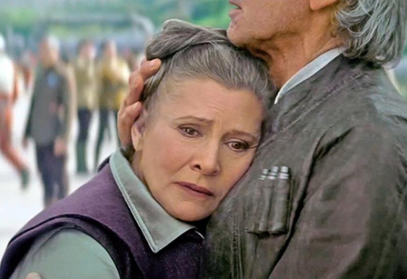Фанаты «Звездных войн» нашли замену Кэрри Фишер на роль Леи