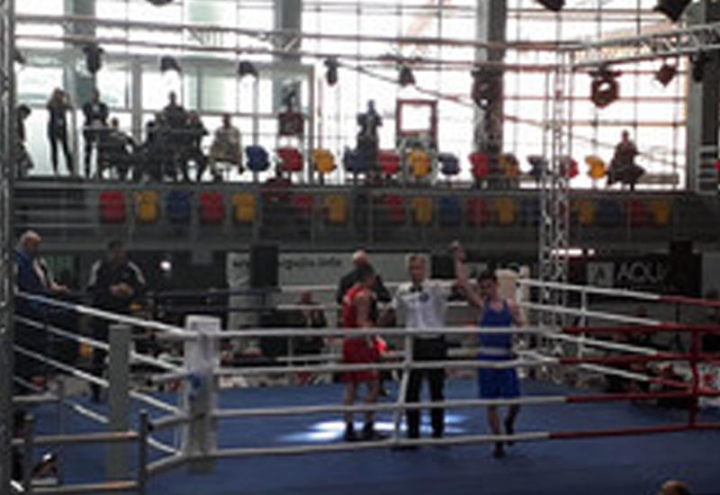 На финале чемпионата Европы между боксерами Турции и Грузии завязалась драка