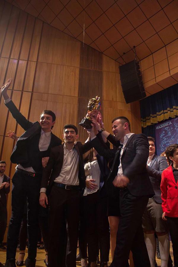 В Баку стартовал пятый сезон Азербайджанской Лиги КВН