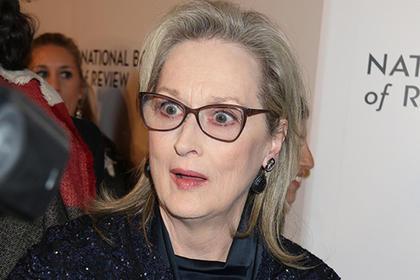 Поклонники «Звездных войн» посоветовали Мэрил Стрип нароль принцессы Леи