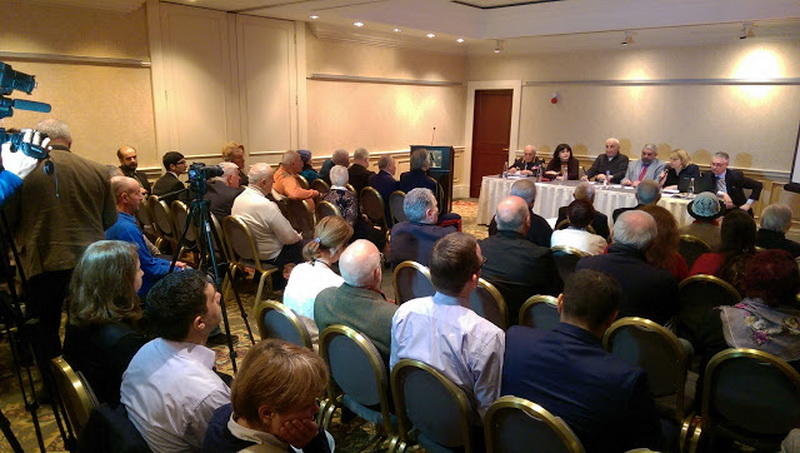 Международная конференция в Тбилиси жестко осудила героизацию нацизма в Армении