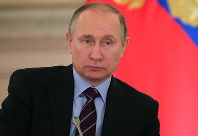 Путин назвал удар США и союзников по Сирии актом агрессии