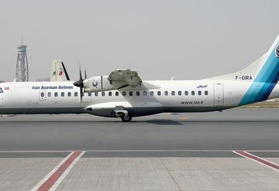 Пассажирский самолет экстренно сел в Тегеране