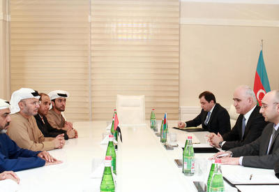 Азербайджан откроет торговый дом в ОАЭ