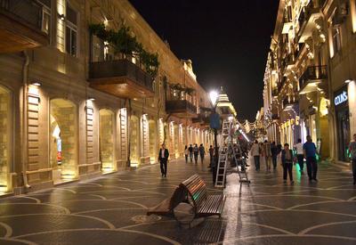 """Эта ночь в Баку обещает быть самой страшной за всю весну <span class=""""color_red"""">- ВИДЕО</span>"""