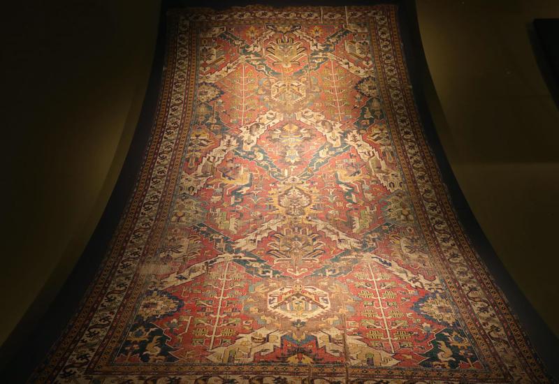 В Азербайджане появится новый бренд Azerbaijan Carpet