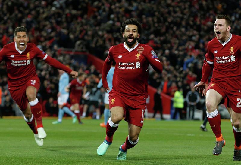 «Ливерпуль» разгромил «Манчестер Сити»