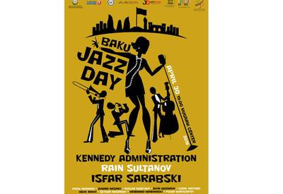 В Баку пройдет большой гала-концерт, посвященный Международному дню джаза