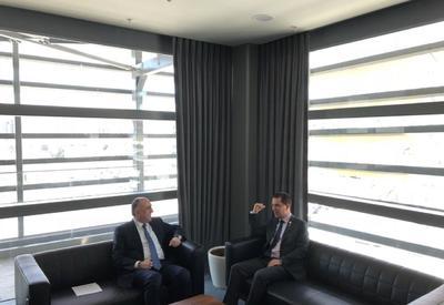 Эльмар Мамедъяров о значении открытия посольства Венесуэлы в Азербайджане