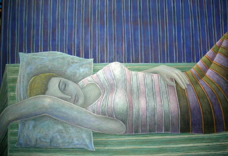 """""""Картинная галерея"""" Day.Az: Упрощённый стиль, далекий от реализма"""