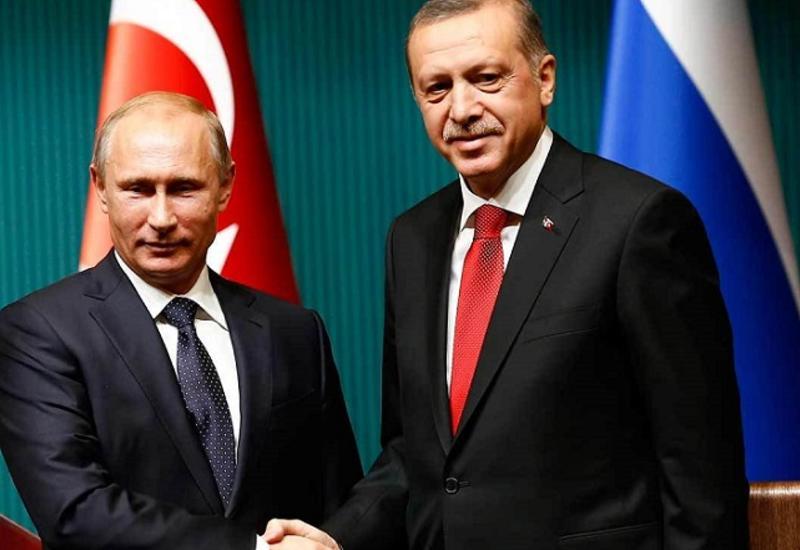 Администрация Эрдогана о соглашении Турции и России