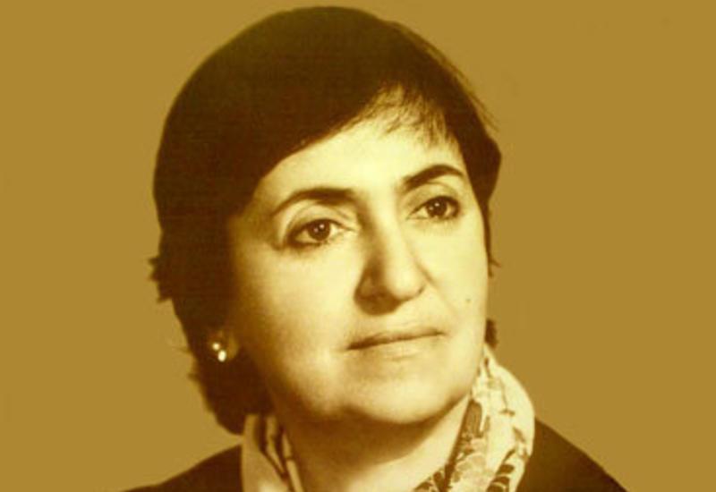 Светлой памяти великой Зaрифы Алиевой