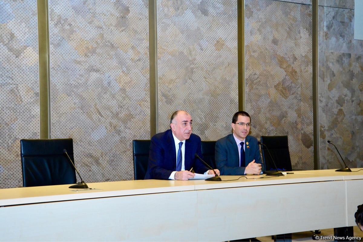 В Бакинской декларации конференции глав МИД Движения неприсоединения нашел отражение карабахский конфликт