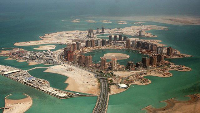 Саудовская Аравия сообщила онамерении превратить Катар востров