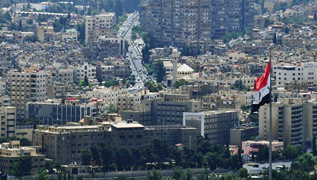 Боевики обстреляли жилые кварталы Дамаска, есть жертвы