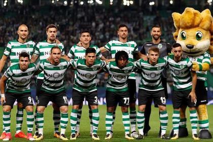 Президент «Спортинга» отстранил 19 несогласных сего критикой футболистов