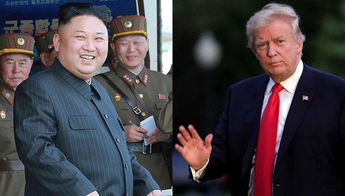 США иКНДР разговаривают напрямую перед встречей лидеров