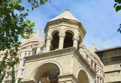 Армянские церкви Баку - сказки и мифы саргсяновского агитпропа - ПОДРОБНОСТИ
