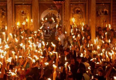 """Мистика - """"разоблачивших"""" христианскую святыню армян не пропускали к Гробу Господню"""