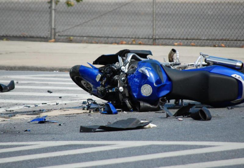 Российский рэпер разбился на мотоцикле
