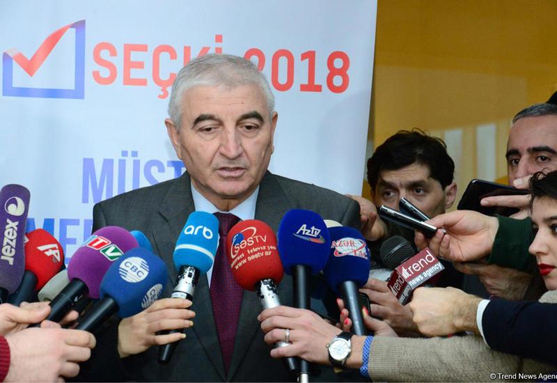 Глава ЦИК Азербайджана о деятельности БДИПЧ ОБСЕ по наблюдению за президентскими выборами