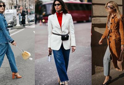 """Как и с чем носят джинсы известные француженки <span class=""""color_red"""">- ФОТО</span>"""