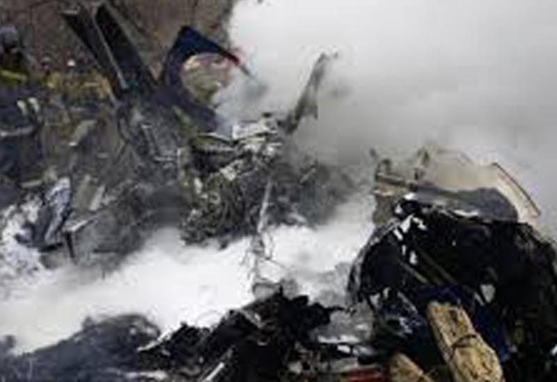 В Южной Корее рухнул вертолет, есть погибший и раненые