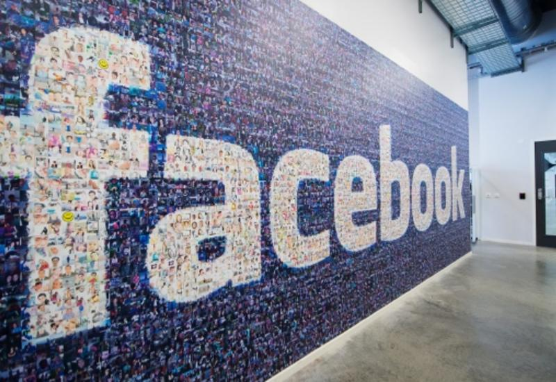 В работе Facebook возникли сбои