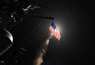 СМИ назвали потенциальные цели американских ударов в Сирии