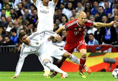 Определились пары 1/2 финала Лиги чемпионов УЕФА