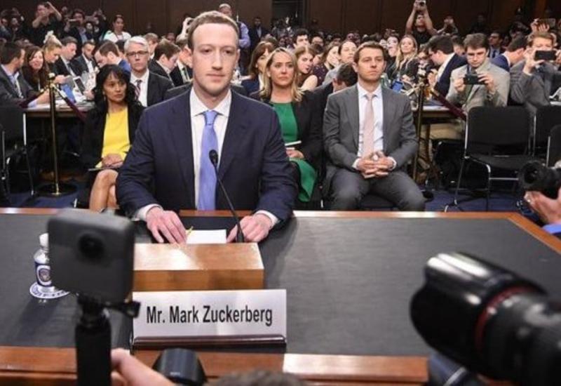 """Цукерберга вновь вызвали на """"допрос"""" в Европарламент"""