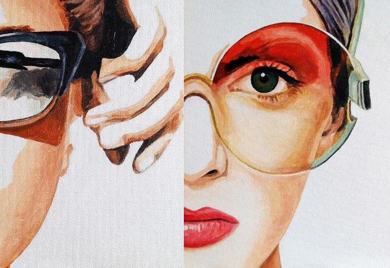 """""""Картинная галерея"""" Day.Az: Вся тайна в глазах"""