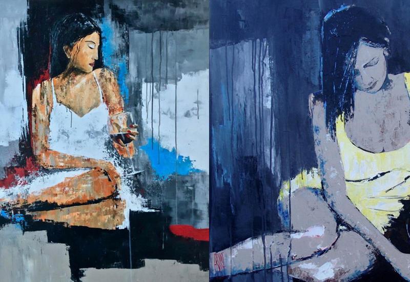 """""""Картинная галерея"""" Day.Az: Образ женщины от Эрика Бурсы"""