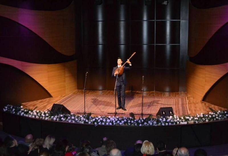 В Центре мугама прошел концерт, посвященный Ашугу Адаляту