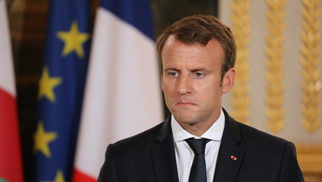 Макрон подчеркнул «великолепное взаимодействие» армий Франции, США и Великобритании вСирии