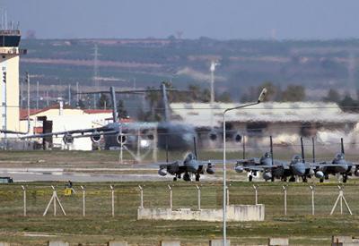 США не использовали военною базу Инджирлик в Турции