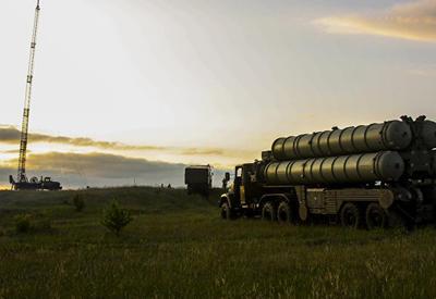 Россия может начать поставлять в Сирию ЗРС С-300