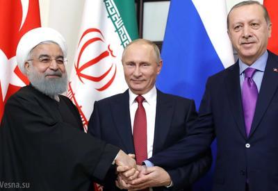 """Турецко-российско-иранский союз под угрозой <span class=""""color_red"""">- МНЕНИЕ</span>"""