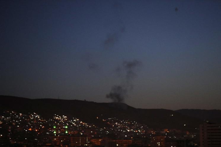 США вместе с Францией и Великобританией ударили по Сирии - ОБНОВЛЕНО - ФОТО - ВИДЕО