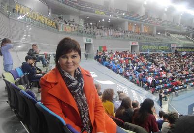 Зрительница из России: Организация Чемпионата Европы в Баку самая лучшая