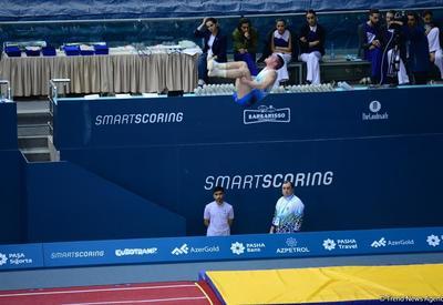 Латвийский гимнаст: Организаторы Чемпионата Европы по прыжкам на батуте в Баку приветливы и отзывчивы
