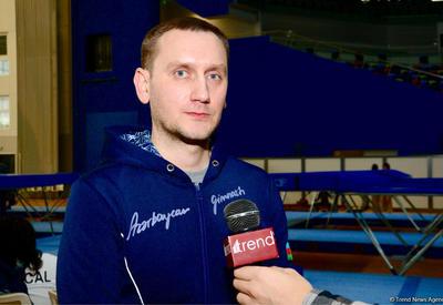 Главный тренер: Азербайджан выиграл историческую медаль в прыжках на батуте